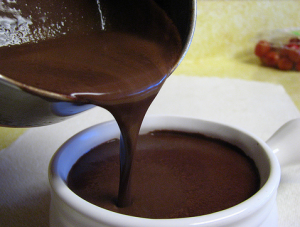 pureza de chocolate
